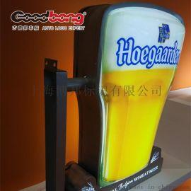 铝型材围边吸塑灯箱 门头广告灯箱 批量生产定制 上海灯箱厂