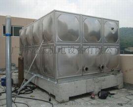 专业供应万宁市201 304不锈钢生活水箱 不锈钢消防水箱厂家价格