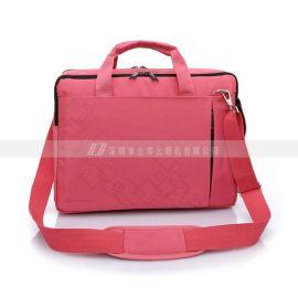 简约时尚电脑包 单肩电脑包 女士电脑包 14寸15寸斜挎包