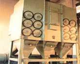 滤筒除尘设备、青岛欧科通风除尘设备