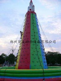 新款火箭儿童大型充气玩具