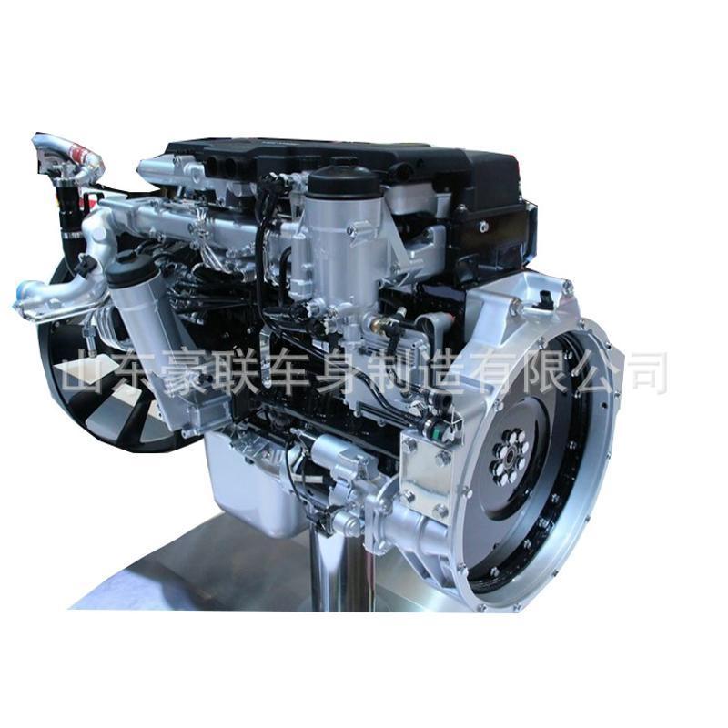 重汽系列发动机 豪运 MC07.33-50 国五 发动机 发动机总成