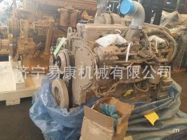 山河智慧SWDM220旋挖鑽 康明斯QSL9發動機再制造翻新