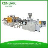 厂家直销PVC塑料瓦机器、PVC波浪瓦生产线