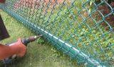南京廠家供應熱鍍鋅勾花網|PVC包塑球場勾花網|菱形養殖勾花網