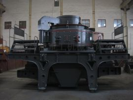 上海昌浦重工立轴冲击破冲击式破碎机新型制砂机制沙机VSI制砂机VSI9526