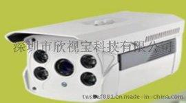 720P百万高清网络4阵列灯高清监控摄像头机 兼容海康大华NVR