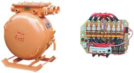 德力西QBZ-□/1140(660、380)N系列矿用隔爆型可逆真空电磁起动器