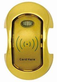 GLJ-180 锌合金桑拿锁刷卡锁更衣柜锁柜门锁