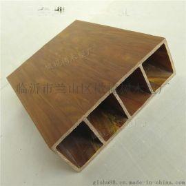 生态木方木150*50.180*80.200*25隔断 玄关 立柱 吊顶装饰材料