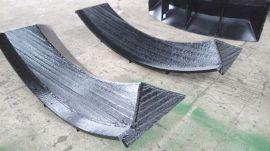 供应电厂用磨煤机导向装置衬板