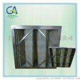 江苏苏州 F9石油化工专用折叠中效板式过滤器 中央通风系统