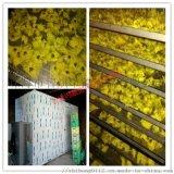 處理量大的金花葵烘乾機組綠色環保