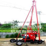 塔機一體勘探鑽機,1-200米勘探鑽機