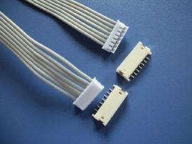 供应精密ZH1.5mm间距电子线 线材加工 定制