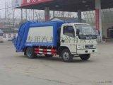 程力威牌CLW5070ZYSD5型压缩式垃圾车