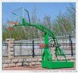 龙泰平箱移动式篮球架