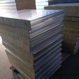 厂家生产隔热 防火 彩钢岩棉复合板