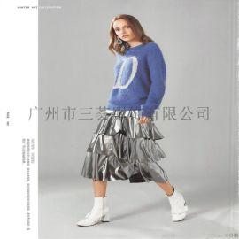 风信子连衣裙折扣拿货厂家/杭州**服装尾货市场