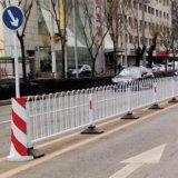 静电喷涂京式护栏,百川热镀锌护栏,城市护栏