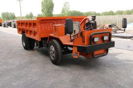 矿用工地用四驱运输车 农用自卸四轮拖拉机