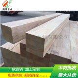 泰国橡胶木指接板橡胶木厂家生产环保木材