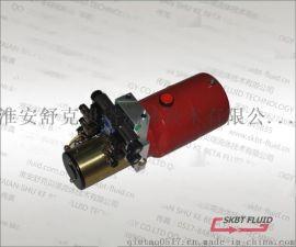 DC12V,1.6KW,6L,2组双作用电磁阀