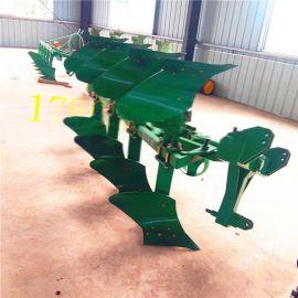 拖拉机带动液压翻转犁多功能农田翻地犁液压翻转犁