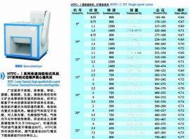 厂家直销**低价HTFC单速消防排烟低噪音柜式轴流离心通风机