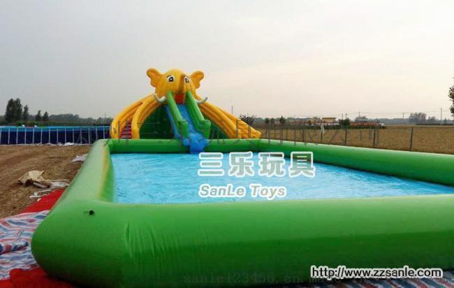 陕西安康儿童充气游泳池批发价