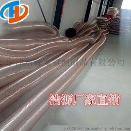 PU钢丝软管,PU钢丝伸缩软管