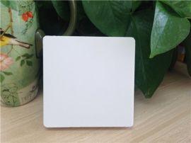安徽合肥市白色PVC广告板生产厂商 8mm14mm18mm白色红色PVC广告板