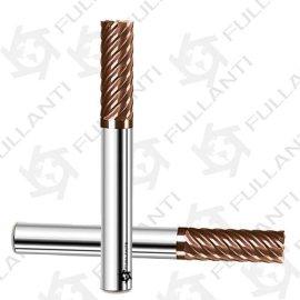 钨钢铣刀钨钢铣刀生产厂家富兰地高硬度涂层立铣刀钨钢铣刀
