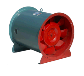 HTF(XPZ、XGF、GYF)系列消防高温排烟轴流风机