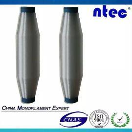 晋江鞋材网布单丝   0.12mm  本白涤纶单丝