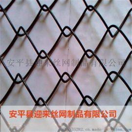 镀锌勾花网,包塑勾花网,球场勾花网