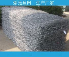广西铁丝编织石笼网 边坡防护专用石笼网自产自销