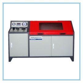 鋁管 不鏽鋼等管件耐壓爆破測試臺 耐壓壓力測試設備0-40MPA