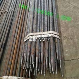 直销注浆管 注浆钢花管 隧道用注浆管