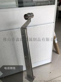 热销款316实心不锈钢立柱定做、工程专用立柱厂家