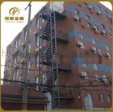 供应上海大型室外楼梯钢结构楼梯大型消防楼梯