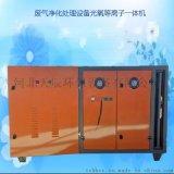 废气除理设备UV光解等离子除臭环保设备