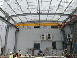 宝山定制单梁起重机10吨双梁桥式行车