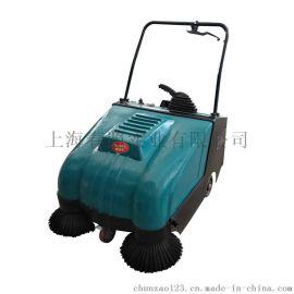 工业用手推式电动扫地机车间充电式扫地车CS-800