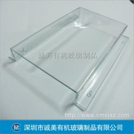 抗静电亚克力热弯 防静电有机玻璃折弯 异形多边弯折