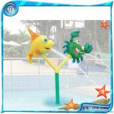 JT水上乐园设施儿童戏水设备 戏水小品螃蟹喷水