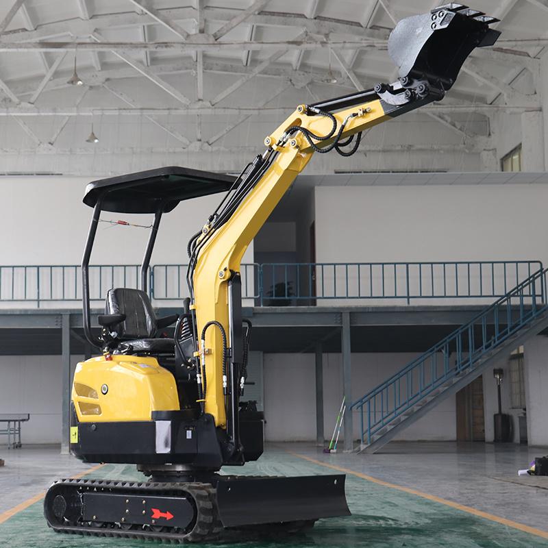 大功率小型挖掘机 农用柴油小挖机 果园专用挖掘机