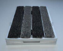 铝合金防尘地摊的作用