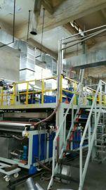 海珠区商场主烟管高质量白铁管道通风管道定制安装
