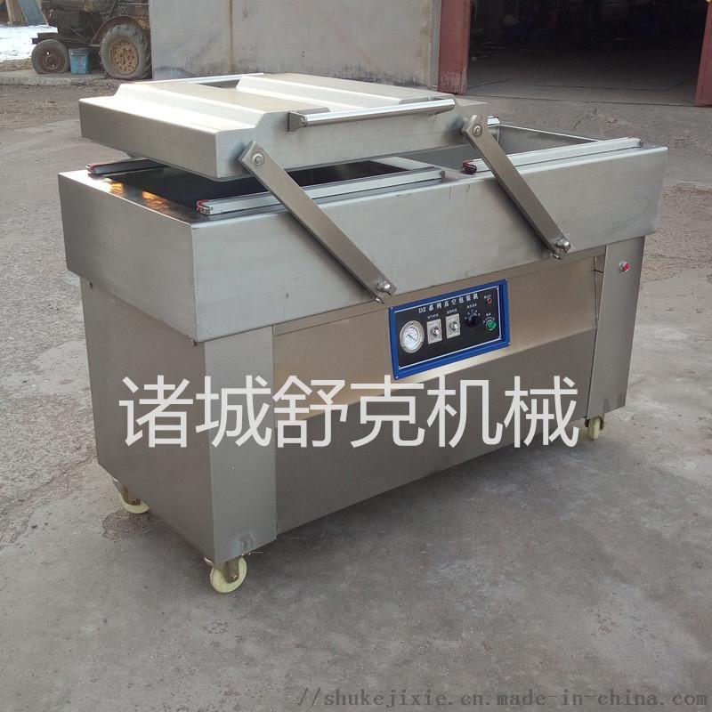 烧鸡烤鸭真空包装机操作简单